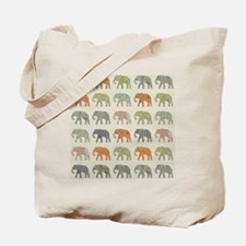 Cute Pretty elephant Tote Bag