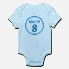 Baby - Month 8 - Boy Body Suit