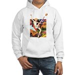 Football Season #1 Hooded Sweatshirt