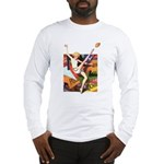 Football Season #1 Long Sleeve T-Shirt