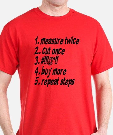 Repeat Steps T-Shirt