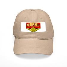Aeroshell - Huile Pour Moteurs Baseball Cap