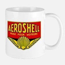 Aeroshell - Huile Pour Moteurs Mug