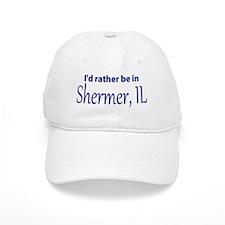 Shermer, IL - John Hughes-dom Baseball Cap