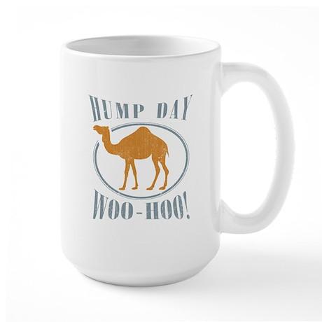 Hump day Large Mug