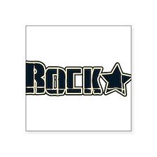 Rockstar - Heavy Metal - Musician Sticker