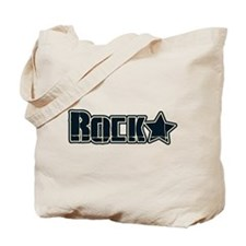 Rockstar - Heavy Metal - Musician Tote Bag