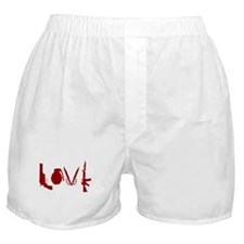Weapon Love Boxer Shorts