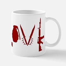 Weapon Love Mug