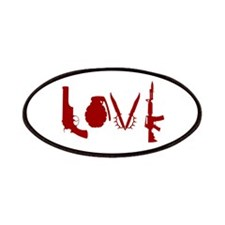 Weapon Love Patches