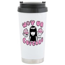 Not ur Cupcake Travel Mug
