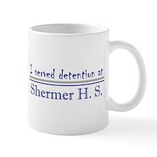 Shermer High School Detention II Mug