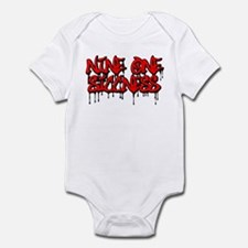 Nine One Siccness Infant Bodysuit