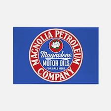 Magnolia Petroleum Rectangle Magnet