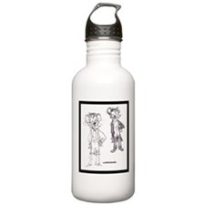 Sir Chester Farthington Water Bottle