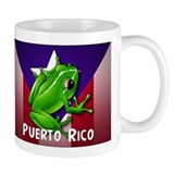 Puerto rican Small Mugs (11 oz)