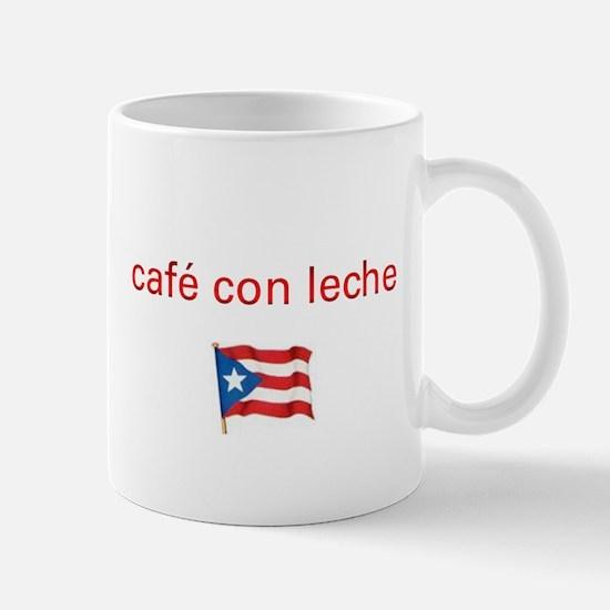 CAFE CON LECHE... Mug