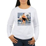 Life Guard Women's Long Sleeve T-Shirt
