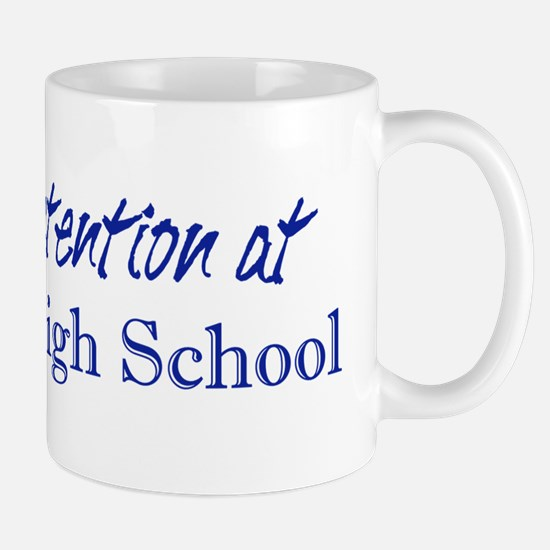 Shermer High School Detention Mug