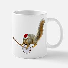 Christmas Banjo Squirrel Mug