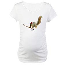 Christmas Banjo Squirrel Shirt