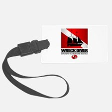 Wreck Diver (Ship) 2 Luggage Tag