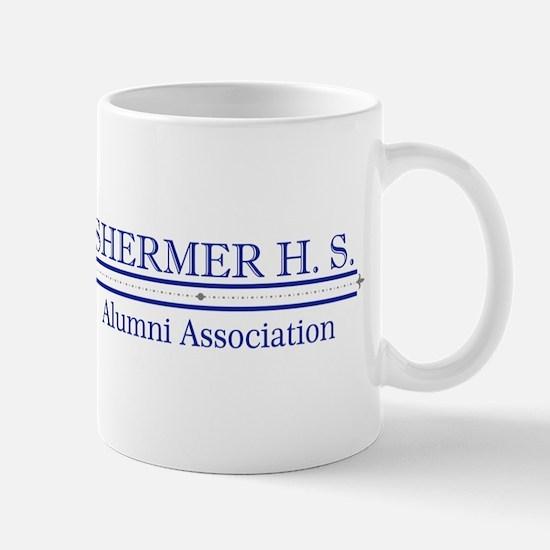 Shermer H.S. Alumni Assoc. Mug