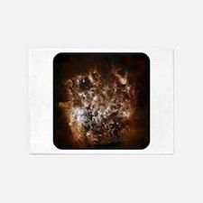 Space - Galaxy - Stars 5'x7'Area Rug