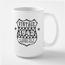 Vintage 1942 Large Mug