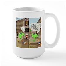 Genie In Cat City Mug
