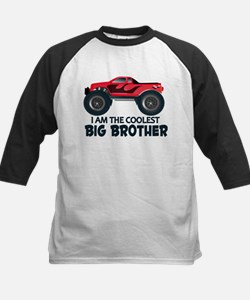 Coolest Big Brother - Truck Tee