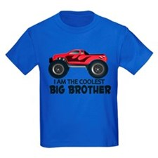 Coolest Big Brother - Truck T