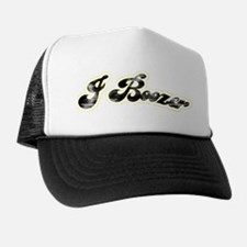 J Boozer Vintage Trucker Hat