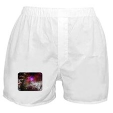 Space - Galaxy - Stars Boxer Shorts