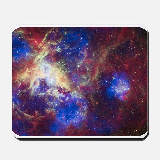 Space - Galaxy - Stars Mousepad