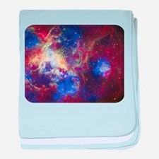 Space - Galaxy - Stars baby blanket