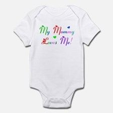 My Mommy Loves Me (des. #2) Infant Bodysuit