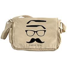 Hipster life Messenger Bag