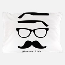 Hipster life Pillow Case