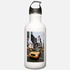 New York City Yellow Cab Sports Water Bottle