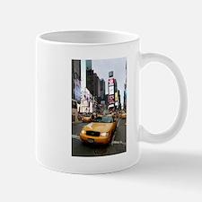 New York City Yellow Cab Small Mug