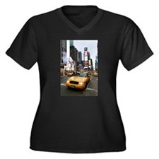 New York City Yellow Cab Plus Size T-Shirt