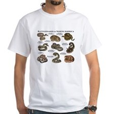 Rattlesnakes of North America Shirt