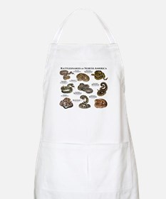 Rattlesnakes of North America Apron