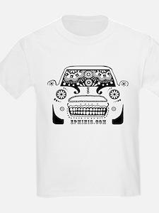 MINICalavera_BLK T-Shirt