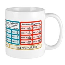 Trig Equations Small Mugs
