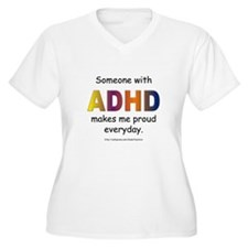 adhdpride.jpg Plus Size T-Shirt