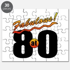 Fabulous At 80 Puzzle