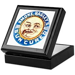 Bagley's Tobacco Keepsake Box