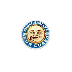 Bagley's Tobacco Mini Button (100 pack)
